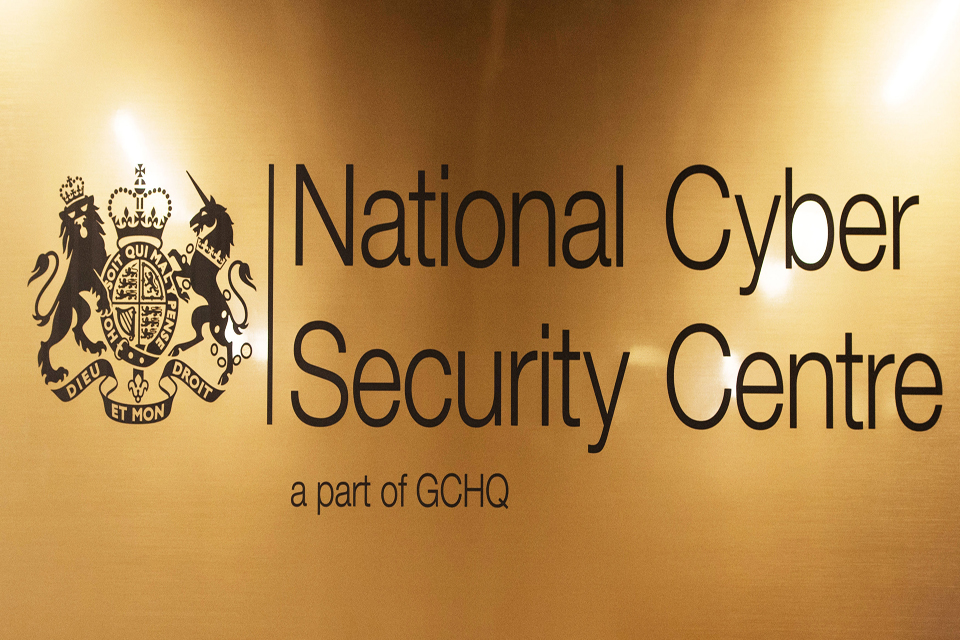 File photo dated 14/02/17 of the logo of the National Cyber Security Centre in London, as the NHS has been hit by a major cyber attack on its computer systems.